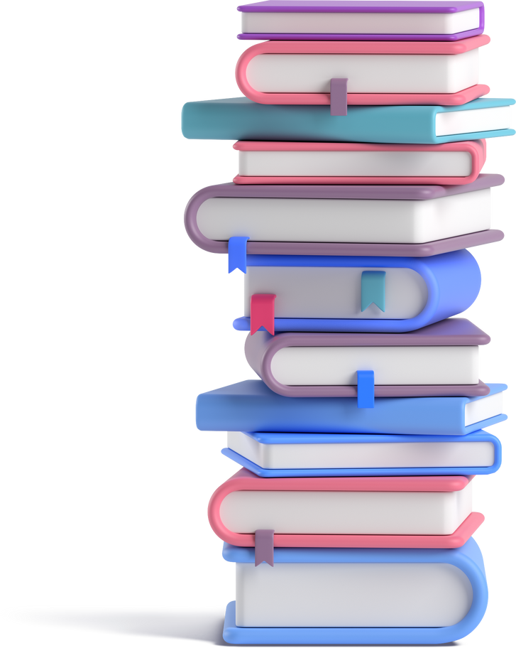 casual-life-3d-books
